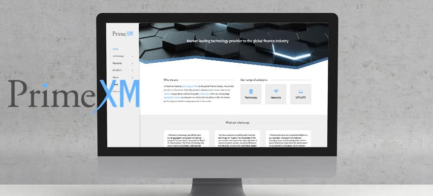 PrimeXM Launches Revamped Website to Support Growing Client Base