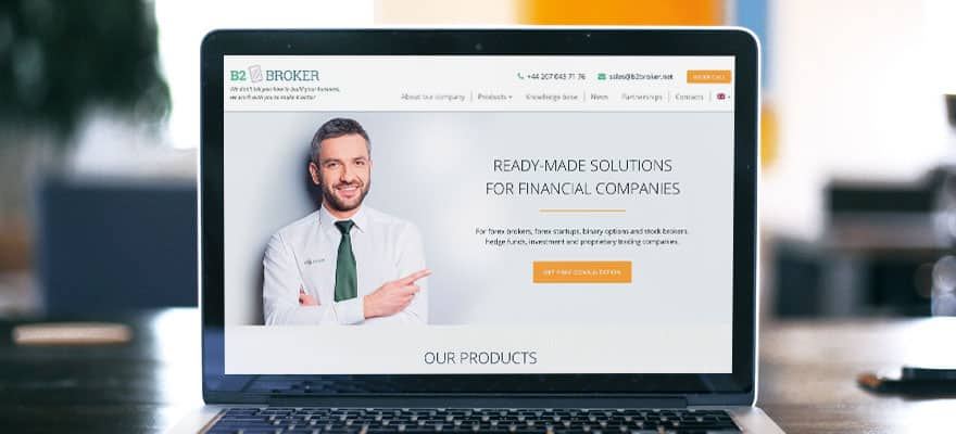 B2Broker Plans ICO for Institutional Cryptocurrency Exchange, B2BX