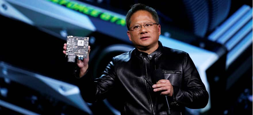 Cryptocurrency Mining Market Is Here to Stay, Says Nvidia CEO