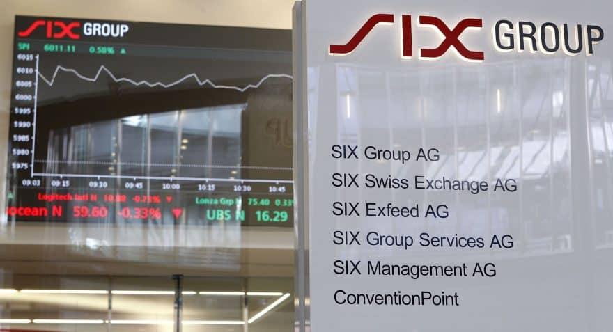SIX Swiss Exchange Joins Nasdaq to Leverage Chain's Technology for OTC