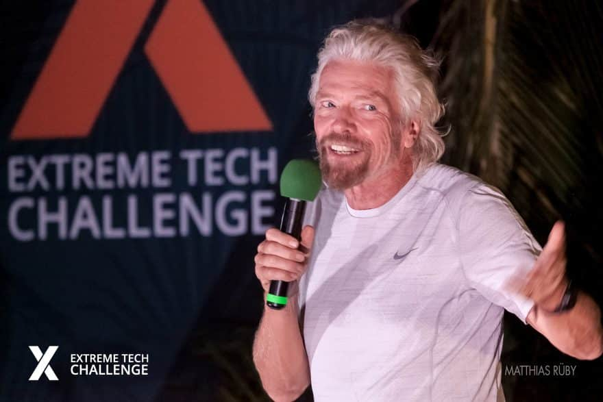 Richard Branson's Tech Contest Extends Opportunity for Startups