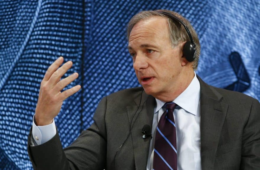 """Bitcoin is a Bubble"" Says Hedge Fund Mogul Ray Dalio"