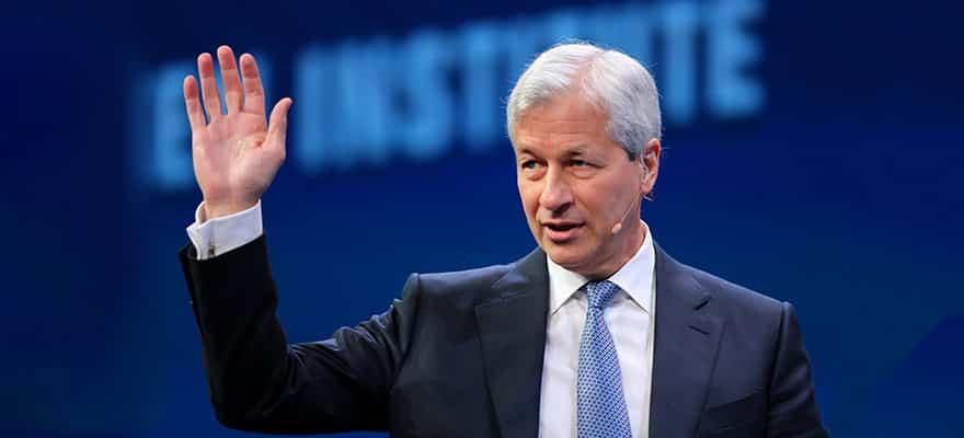 JPMorgan CEO Jamie Dimon Trashes Bitcoin as Fraud