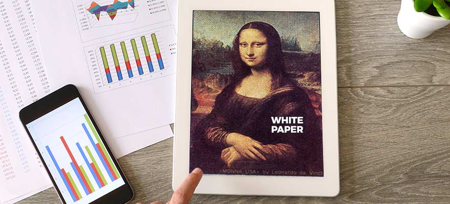 The Mona Lisa Effect – How to Create the Perfect ICO Whitepaper