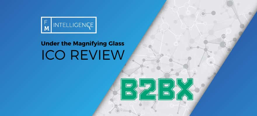 ICO Review: B2BX – a Decent Plan with Long-Term Potential