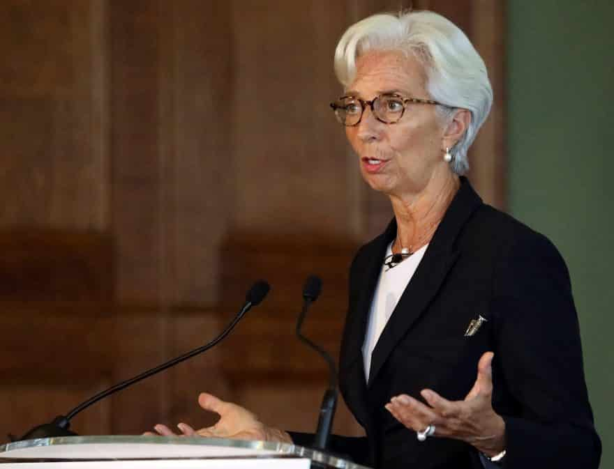 "IMF Head: Cryptocurrencies Might Give Fiat Currencies a ""Run for their Money"""