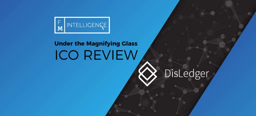 ICO Review: DisLedger – a Good Idea, Poorly Planned
