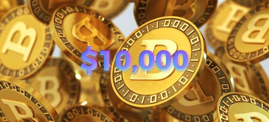 Bitcoin Hits $10,000 – is This the Beginning or the End?
