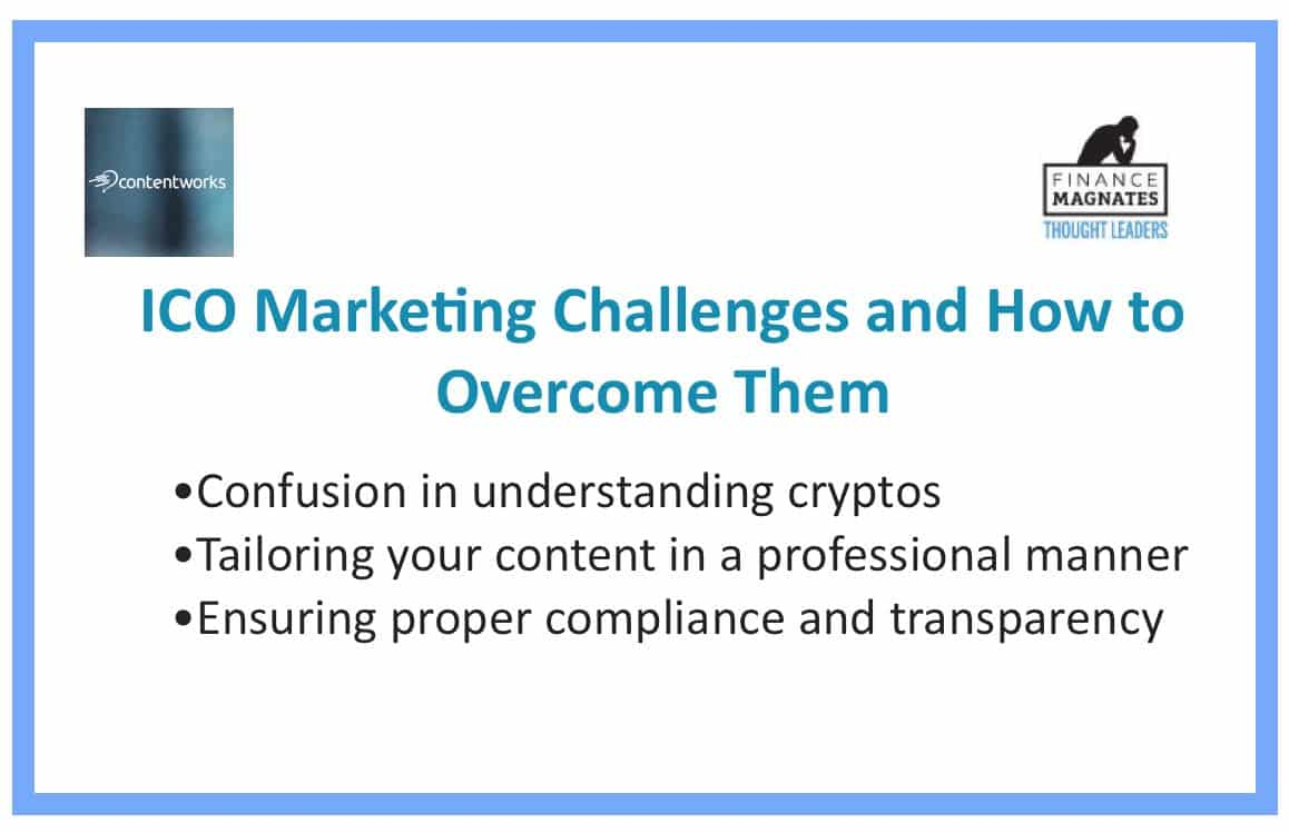 cryptocurrency content marketing