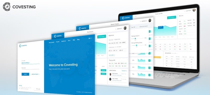 Covesting Introduces New Crypto Intelligence Portal