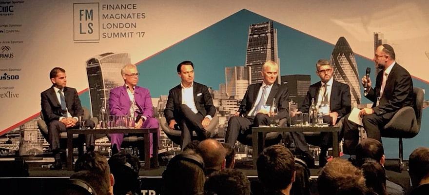 London Summit 2017: Live Look into Old Billingsgate