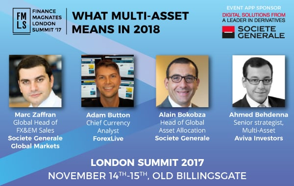 London summit, events, trading,