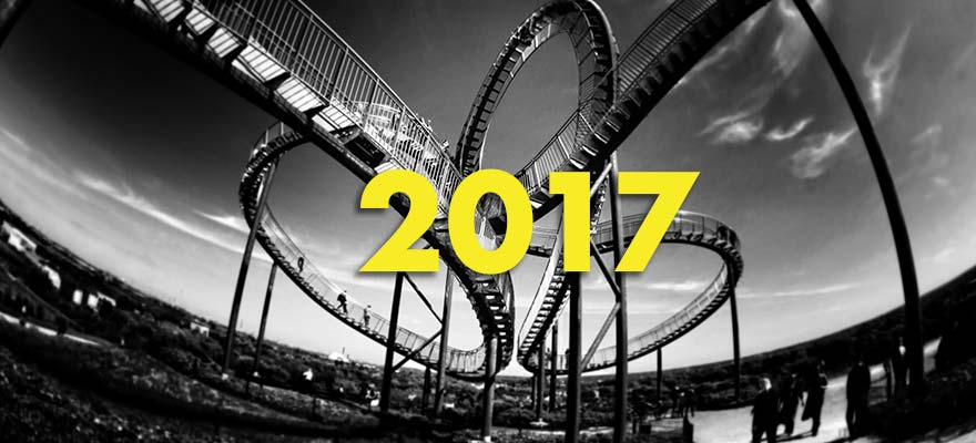 Remembering 2017: Regulation, Consolidation, Low Vol and a Rollercoaster Ride
