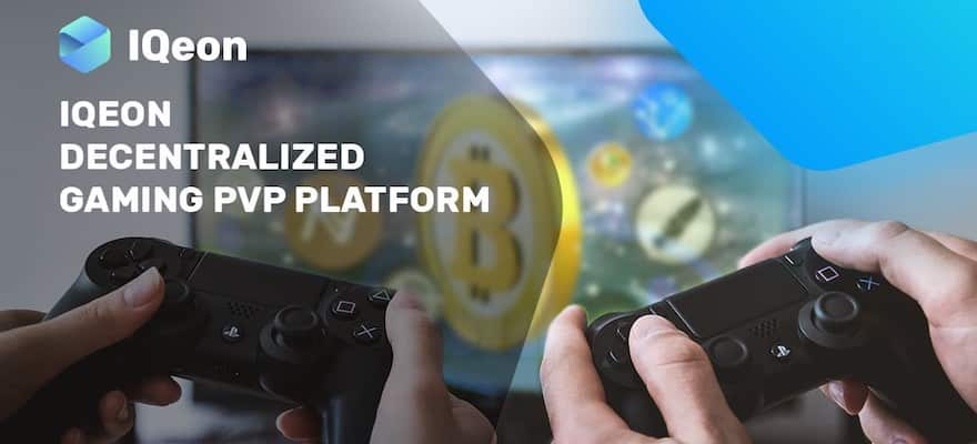 Meet the Newest Decentralized Gaming Platform, IQeon: Believe the Hype