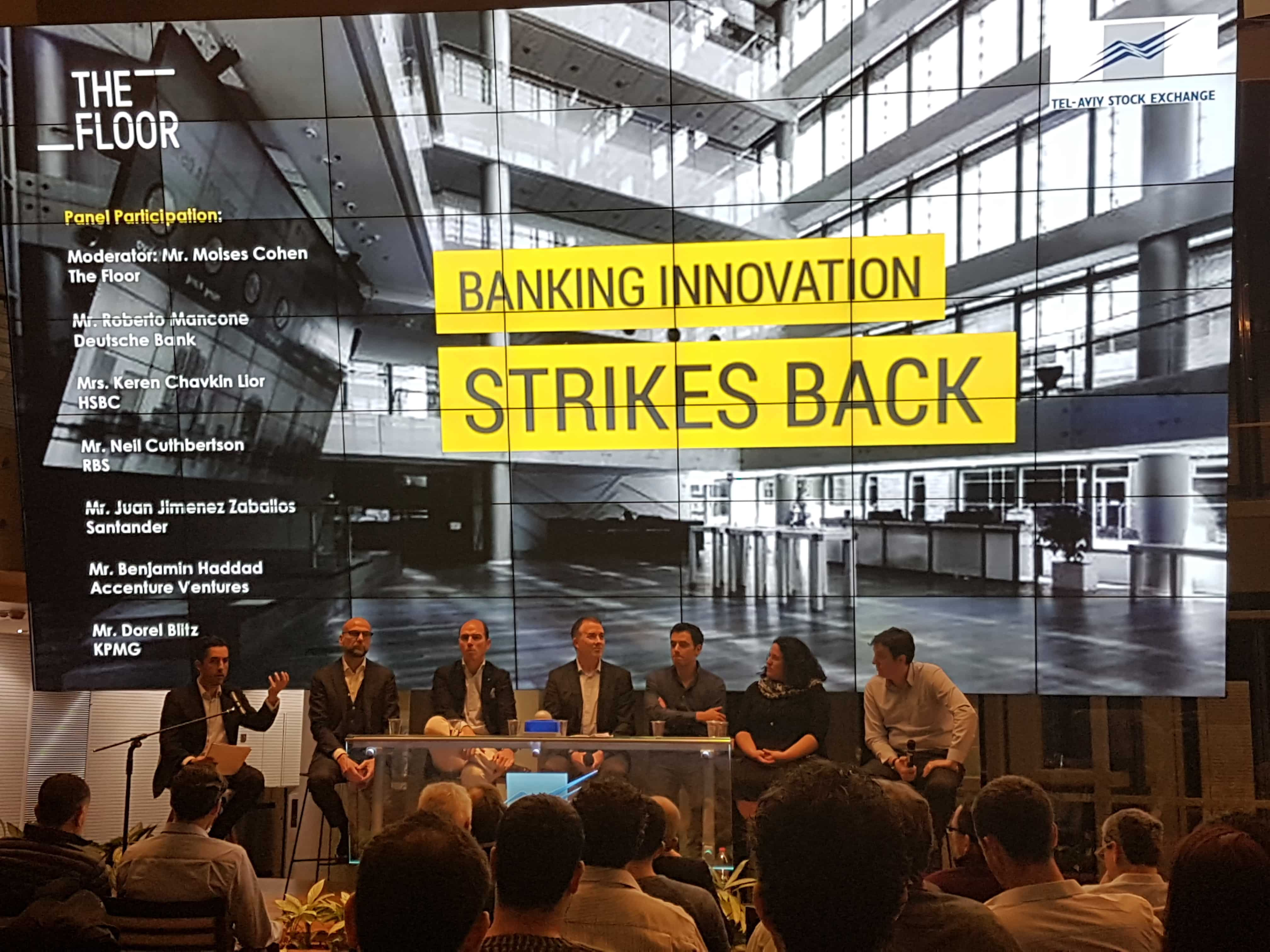 "The Floor Publishes Report Called ""Banking Innovation Strikes Back"""