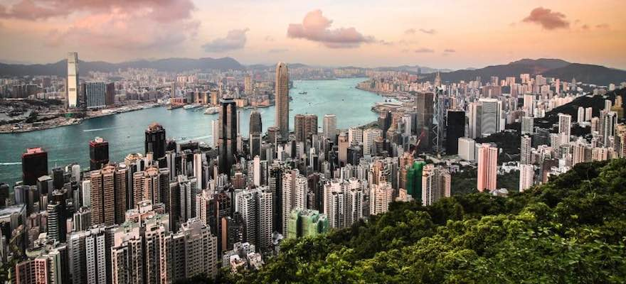 hong kong cryptocurrency