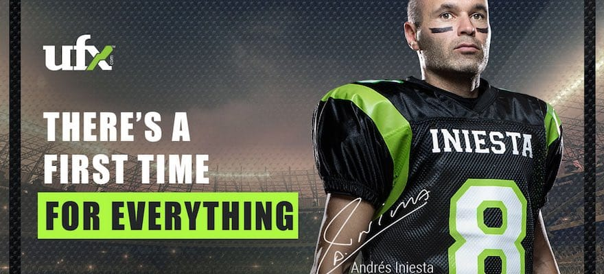 Exclusive: UFX\u2019s Andr\u00e9s Iniesta Continues to Lead ...