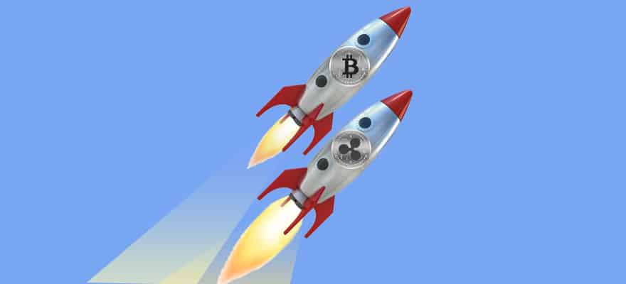 Ripple, the Inadvertent Cryptocurrency, Approaching the Point of Flippening