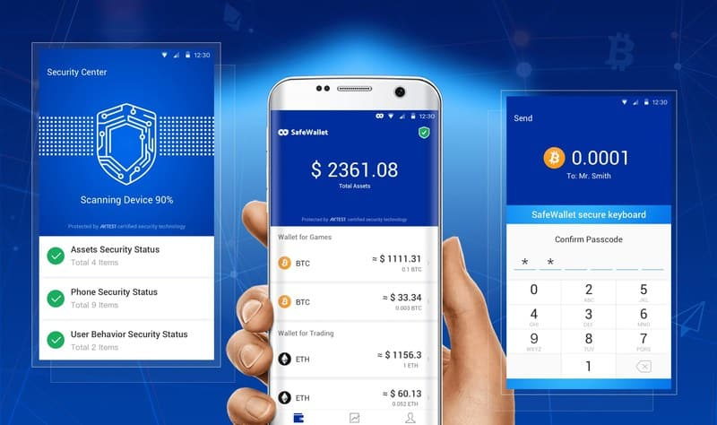 can cryptocurrency wallet apps be hacked