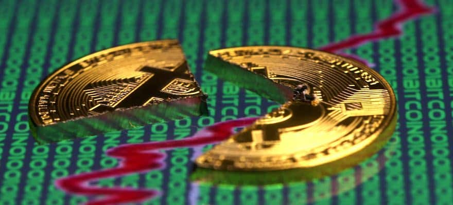 Breaking: Value of Bitcoin Plummets by 10% Following SEC Announcement