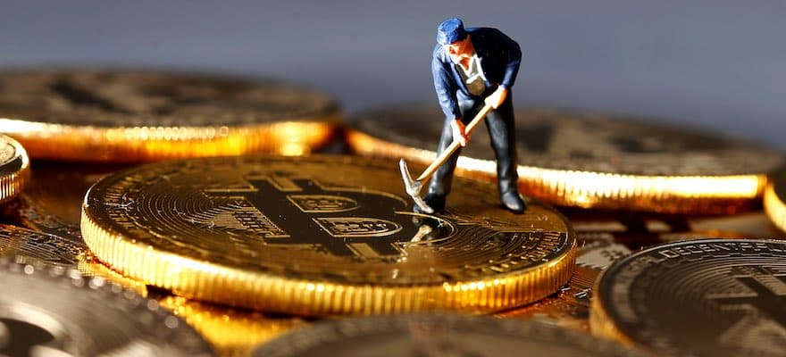 when does bitcoin mining end