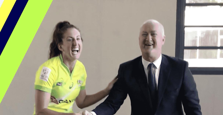 Invast Teases Sponsorship of Australian Rugby Sevens Teams