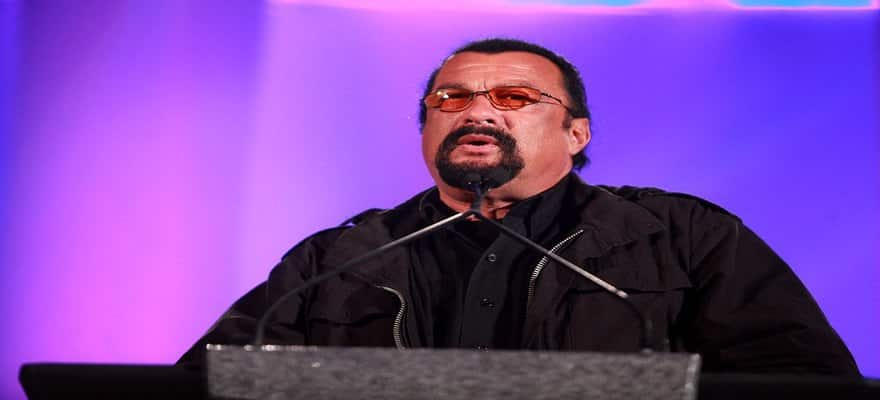 Steven Seagal-Endorsed ICO Receives Shut Down Order from NJ State Authority