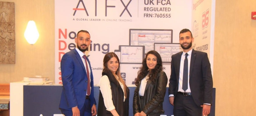 ATFX Focusing on Middle East After Participation in the Jordan Forex Expo