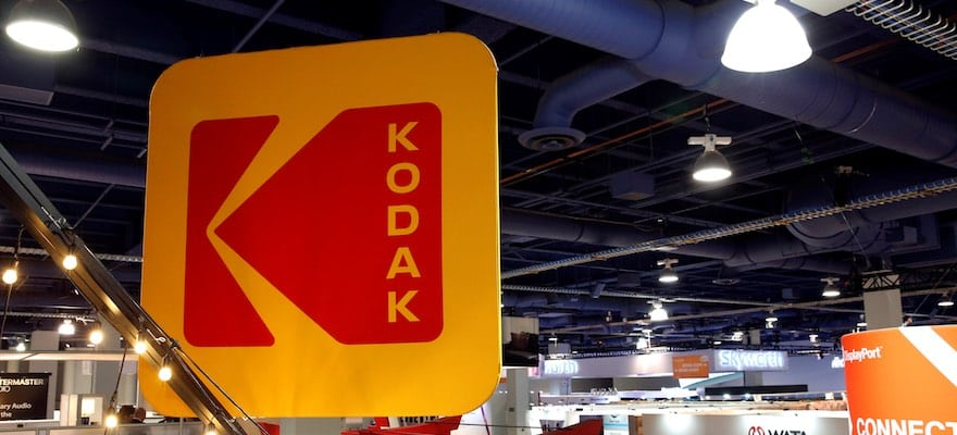 Kodak's ICO Plans to Raise $176 Million from Accredited ‎Investors