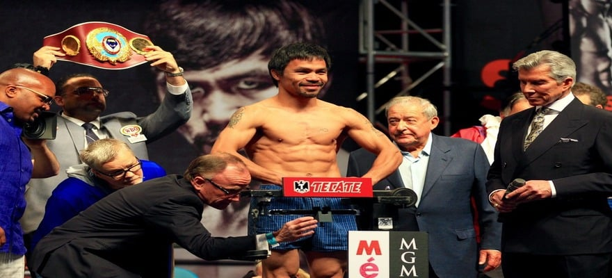 GCOX Signs Manny Pacquiao to Launch First Celebrity Backed Token