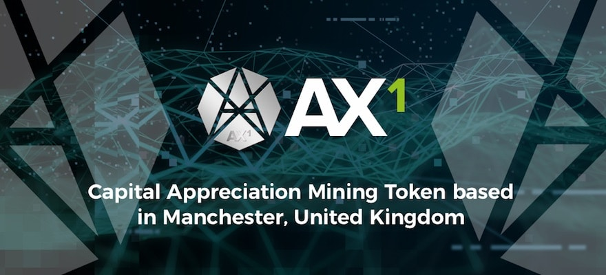 AX1 Launches Capital Appreciation Token, Looking to Disrupt Crypto Trading