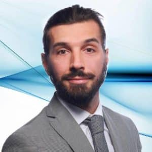 Cyrus Fazel is the Chief Executive Officer of crypto wealth management firm SwissBorg.