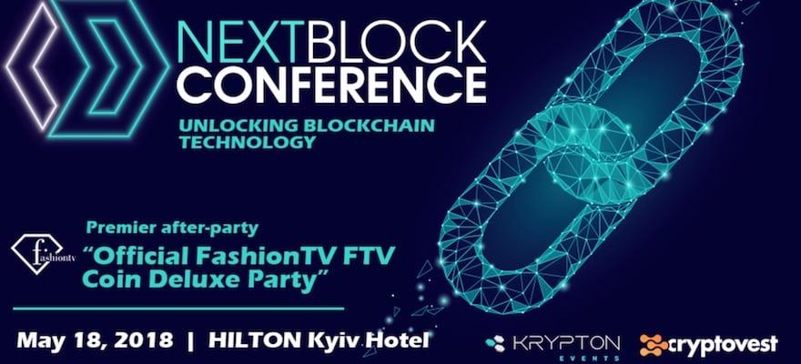 Next Block Conference – Unlocking Blockchain Technology