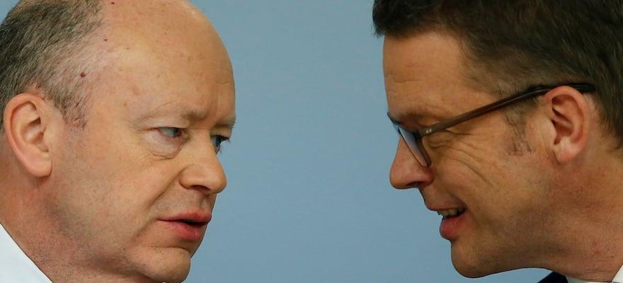 Deutsche Bank Taps Christian Sewing as CEO, Replacing John Cryan