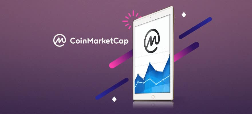 CoinMarketCap Launches iOS App, Gets New Logo