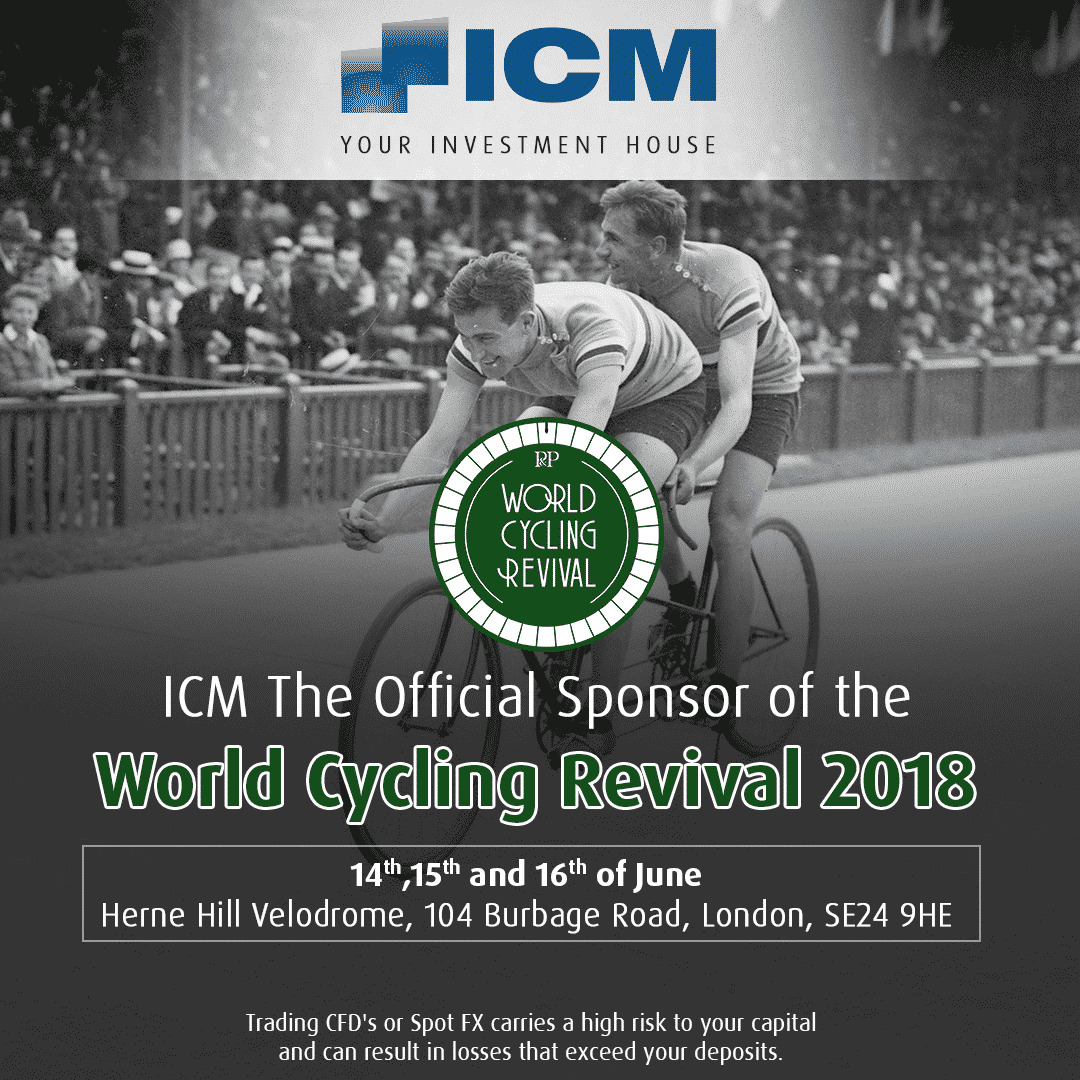 ICM to Sponsor London Cycling Festival This Summer
