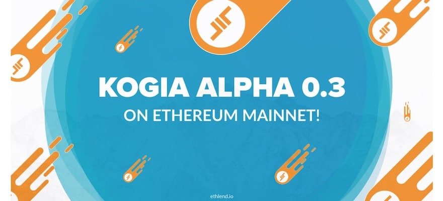 ETHLend Makes Largest Splash to Date with Kogia Release: 1M LEND in Rewards