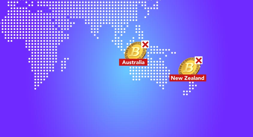 Antipodes Central Banks Won't Issue Official Cryptocurrencies Anytime Soon