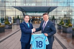 sports sponsorship, man city, avatrade