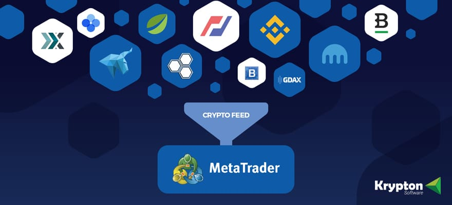 Krypton Software Launches Advanced Crypto Feed Provider for MT5 Platform