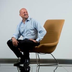 Lance Uggla CEO of IHS Markit