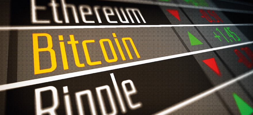 Cryptocurrencies, ripple, ethereum, bitcoin, litecoin