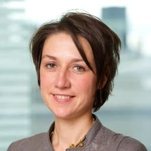 Cécile Nagel, upcoming CEO for EuroCCP, current employee of London Stock Exchange