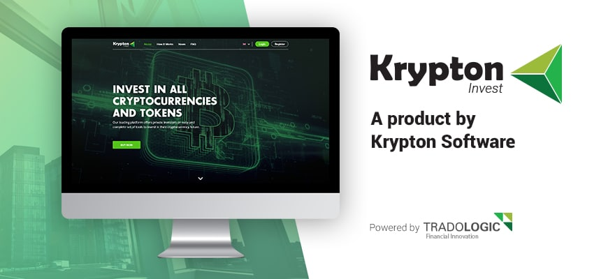 KryptonInvest, Krypton Software, cryptocurrencies