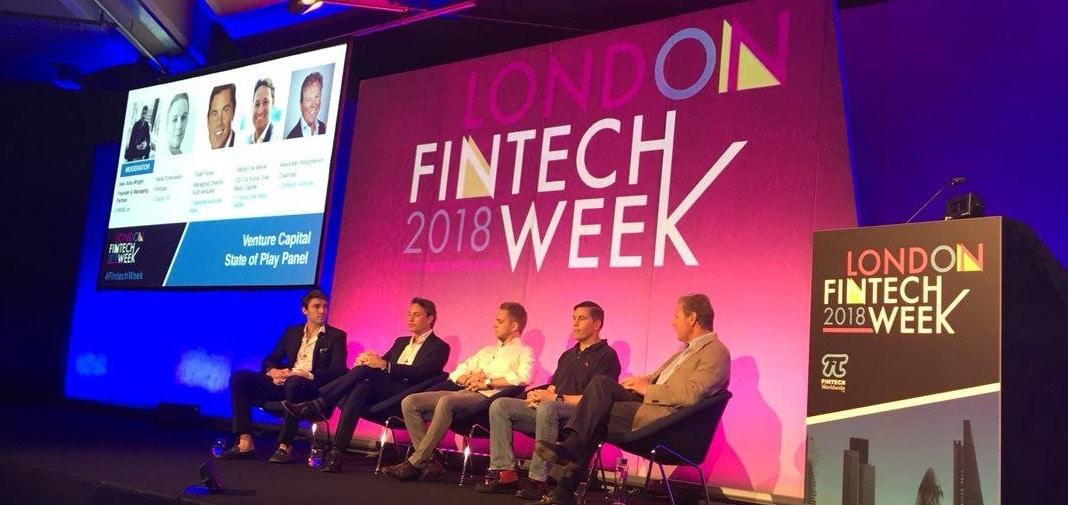 London Fintech week, BANKEX, women, award, blockchain