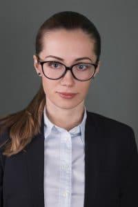 Maria Mikhailenko, BANKEX, London fintech week, blockchain
