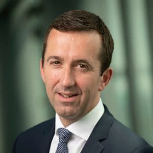 Mathieu Maurier, Country Head of Luxembourg at Societe Generale