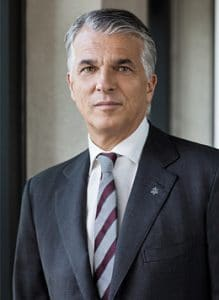 Sergio P. Ermotti, CEO of UBS AG
