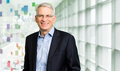 Steve Boyle, Executive Vice President and CFO of TD Ameritrade