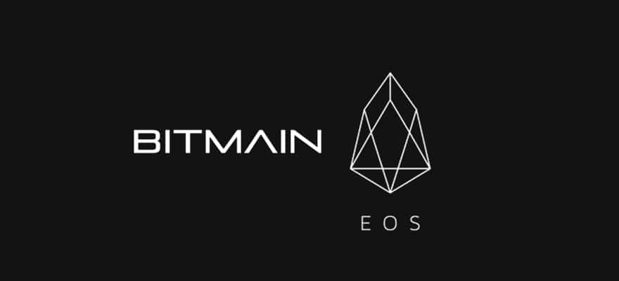 Two Chinese Giants: Bitmain Becomes EOS Node